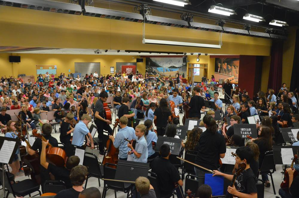 Flagler Youth Orchestra Gets Ready to Recruit New Members with Open House