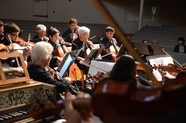 Sunday, April 23rd, 2017: Harmony Chamber Orchestra Collaborates with Chamber Players of Palm Coast